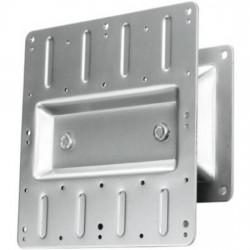 STAFFA SUPPORTO A MURO PER MONITOR LCD VESA 200X200 + 100X100