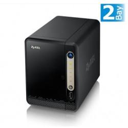 NSA 320s Multimedia NAS per 2 dischi